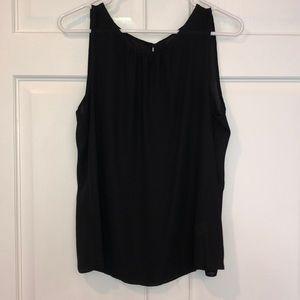 NEW black blouse- size Medium